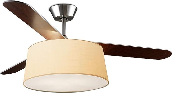 LEDs- C4 PAN-146-20 Belmont - Pantalla tela para luminaria con ...