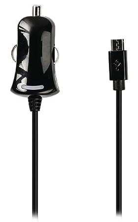 Eurosell 12 V 2.1 rápido - Cargador coche micro USB Fuente ...