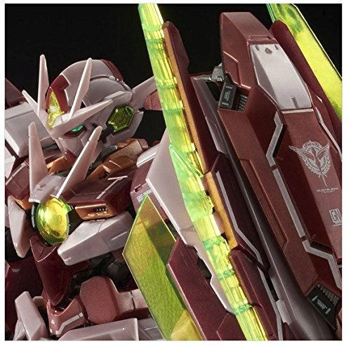 Bandai RG 1/144 GNT - 0000 Double O Quanta Transam Mode Metallic Gross Injection