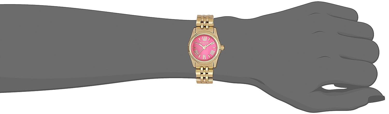 7edb9dcb4807 Amazon.com  Michael Kors Mini Lexington Pink Dial Gold-tone Ladies Watch  MK3270  Michael Kors  Watches