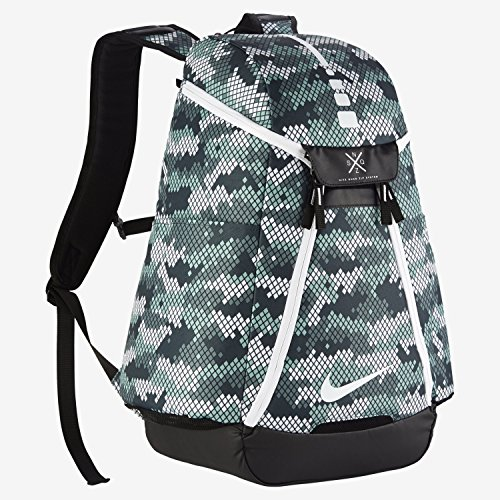 Price comparison product image Nike Hoops Elite Max Air Team 2.0 Basketball Backpack (One Size,  Hasta / Black / White)