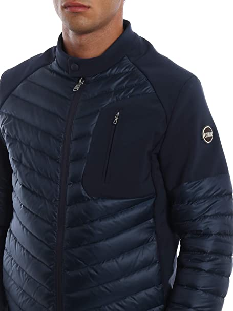 COLMAR ORIGINALS 1220 2QL 68 Warrior Jacket BLU NAVY