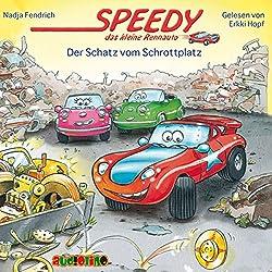 Der Schatz vom Schrottplatz (Speedy, das kleine Rennauto)