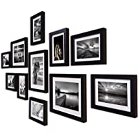 Art street Brown Boulevard Individual Photo Frames/Wall Hangings for Home Dã©Cor