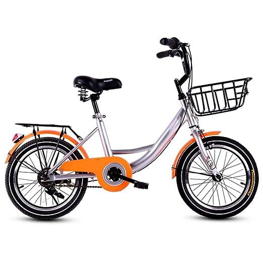YUMEIGE Bicicletas Bicicleta Infantil 16 18 20 Pulgadas, Bicicleta ...