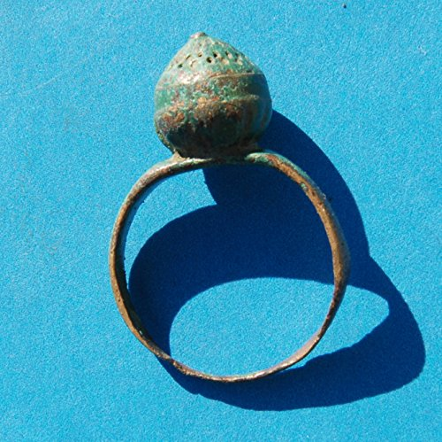 9999-no-mint-mark-byzantine-empire-8th-10th-c-ad-bronze-ring-size-1375-wearable-1375-size-seller-goo
