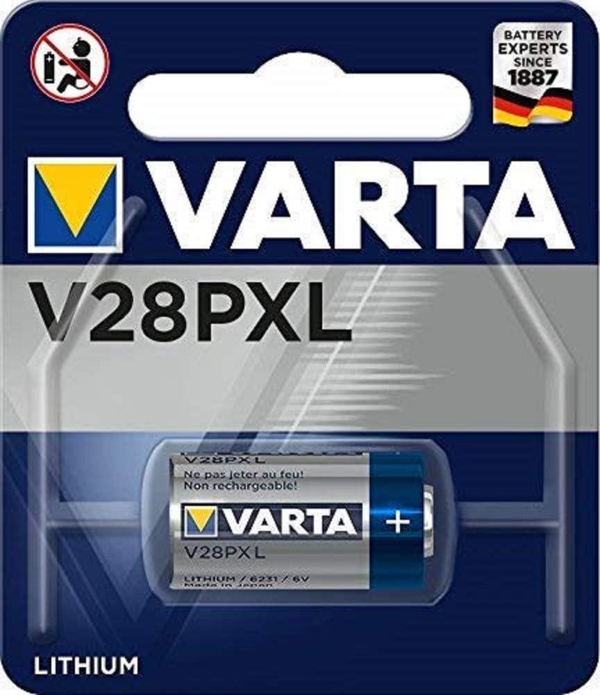 Varta Px28l V28pxl 2cr1 3n 6v Varta 1 Bl Batterie Kamera