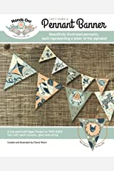 Let's make a Pennant Banner (Hands On!) Paperback