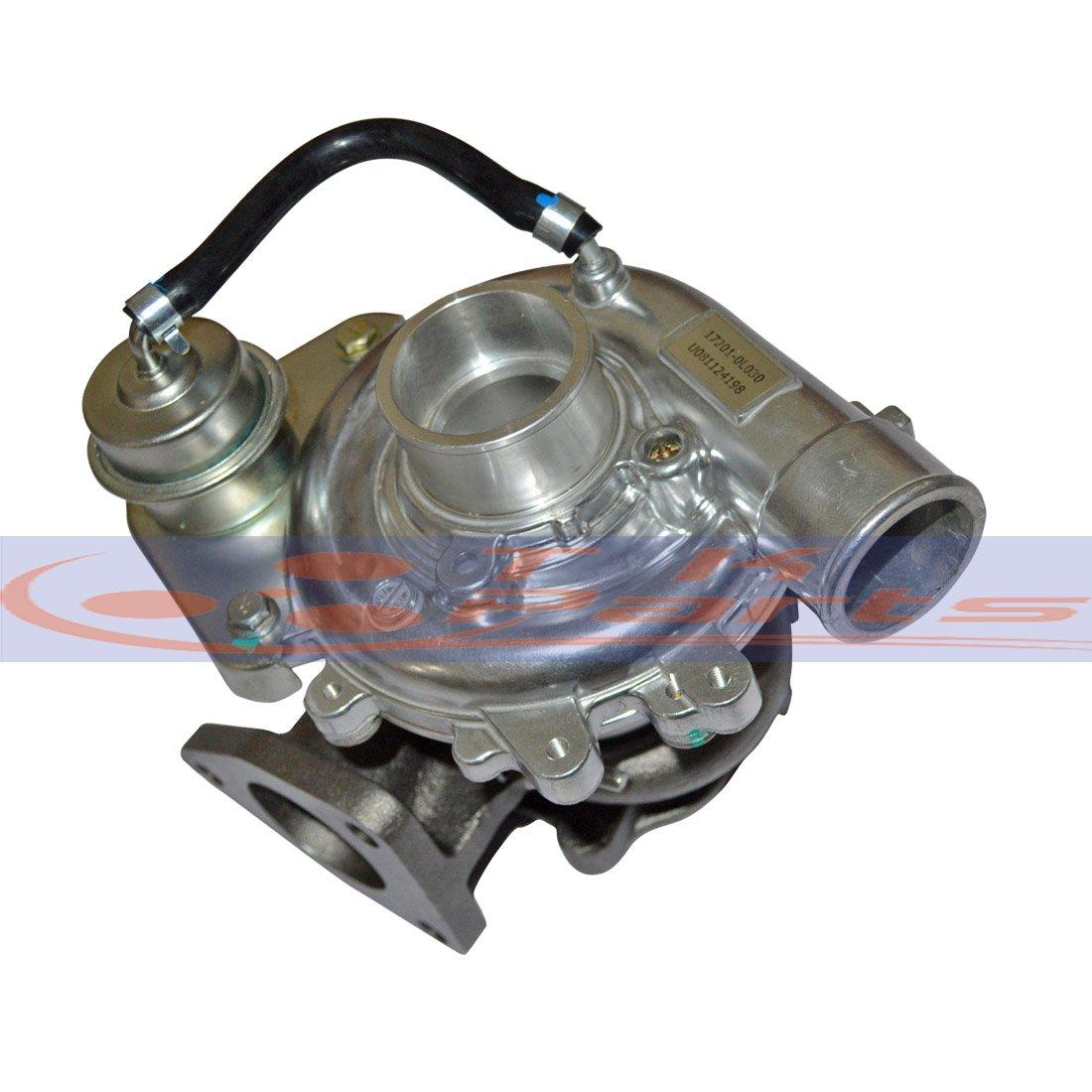tkparts nuevo CT16 17201-ol030 Cargador de Turbo para Toyota Hilux Vigo D4D Engine 2 KD 2 kd-ftv 2 kdftv 2,5 D: Amazon.es: Coche y moto