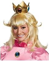 Princess Peach Wig Costume Accessory