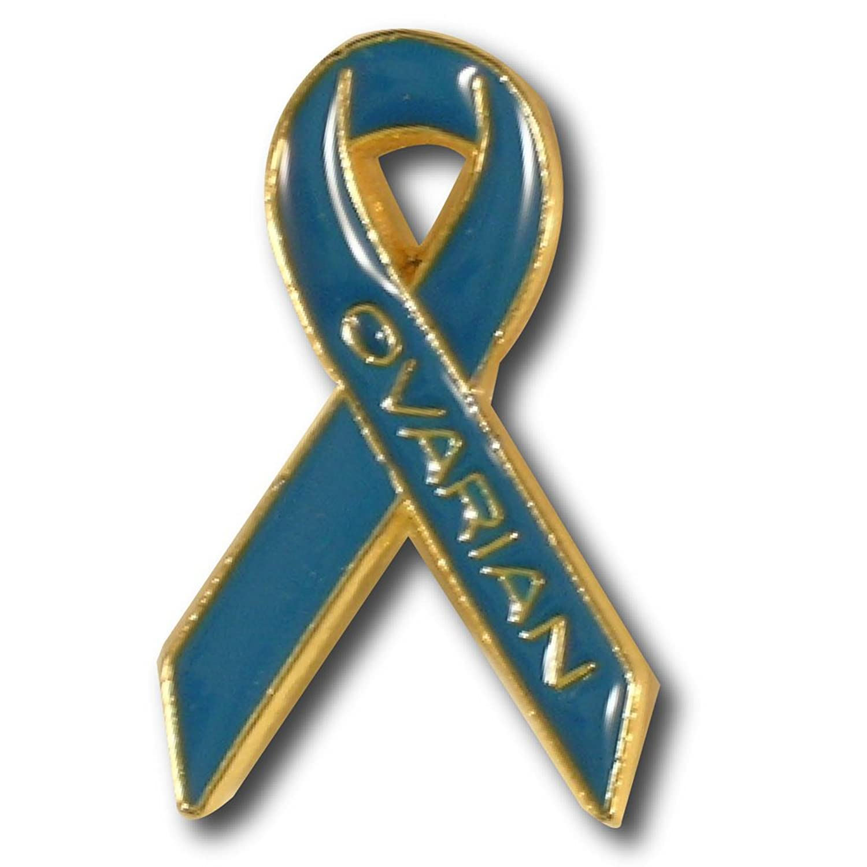 Amazon ovarian cancer awareness ribbon lapel pin brooches amazon ovarian cancer awareness ribbon lapel pin brooches and pins jewelry biocorpaavc