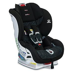 Britax Marathon ClickTight Convertible Car Seat - 1 Layer Impact Protection - Rear & Forward Facing - 5 to 65 pounds, Vue
