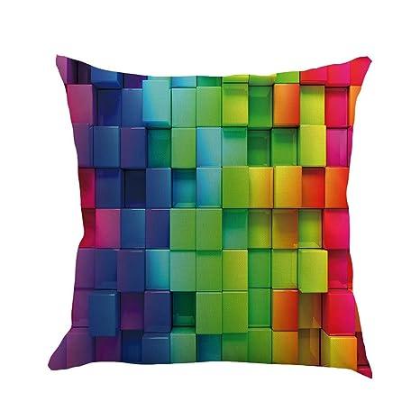 Axiba - Fundas de Almohada Decorativas para sofá, diseño de ...