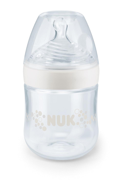 150 ml 0-6 Months Silocone Teat NUK Nature Sense Baby Bottle BPA Free 1 Count
