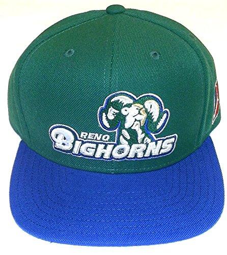 NBA D-League Reno Bighorns Flat Rim Hat by Adidas - OSFA - NS86Z ()