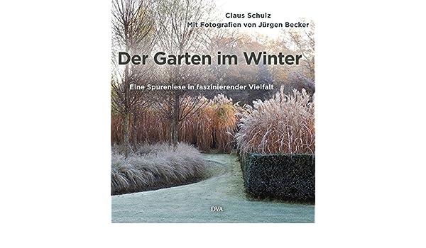 Der Garten Im Winter Eine Spurenlese In Faszinierender Vielfalt
