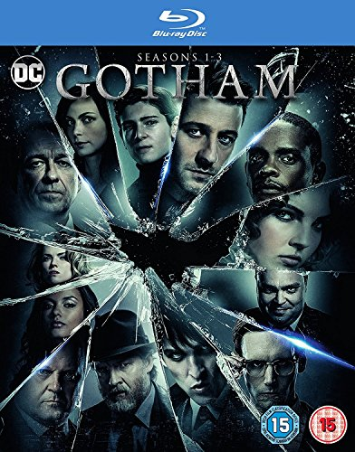 Gotham The Complete Season 1 to 3 [Blu-ray]