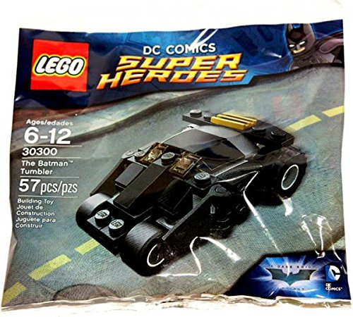 LEGO Comics Heroes 30300 Tumbler