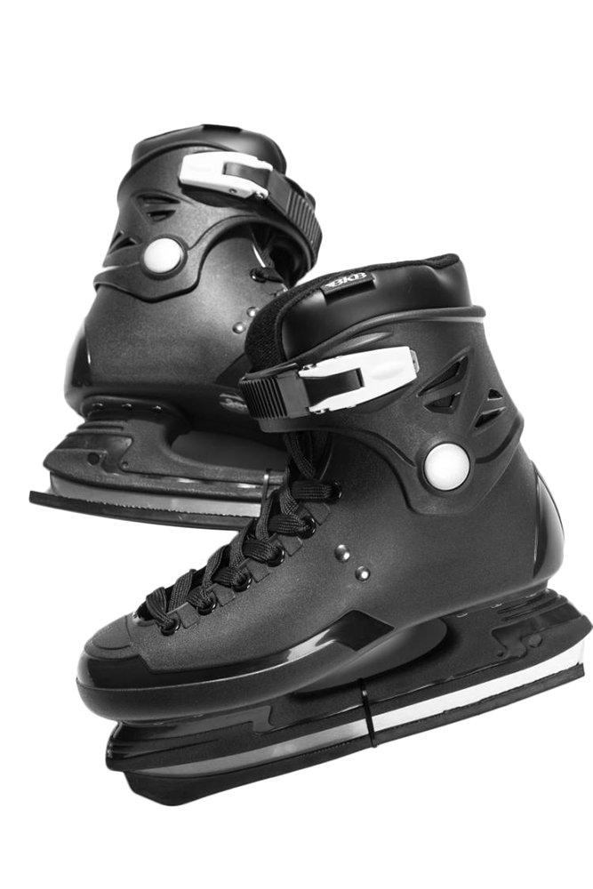 大人・成人用 アイススケート、アイスホッケー用シューズ 靴 (23cm)