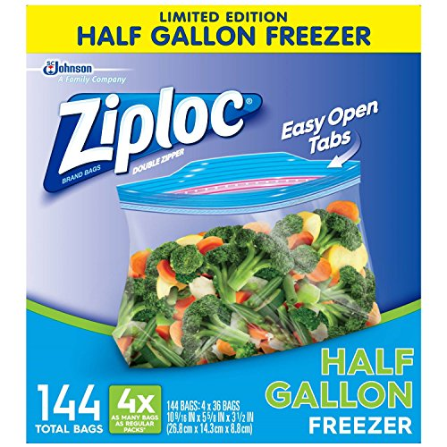 zip lock freezer - 6