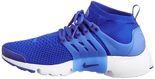 finest selection 91c17 2aa7b Nike Men s Air Presto Flyknit Ultra Blue Running Sports Shoe ...