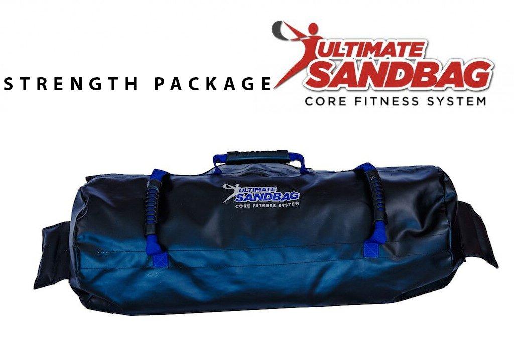 The Ultimate Sandbag Strength Package