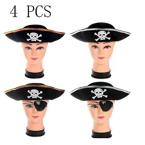 BIEE Cappello da Pirata 97a986865608