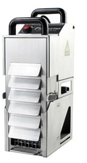 welljoin aceite filtro de aceite nuevo sistema de filtrado filmaster 45 acero inoxidable para freidora: Amazon.es: Hogar