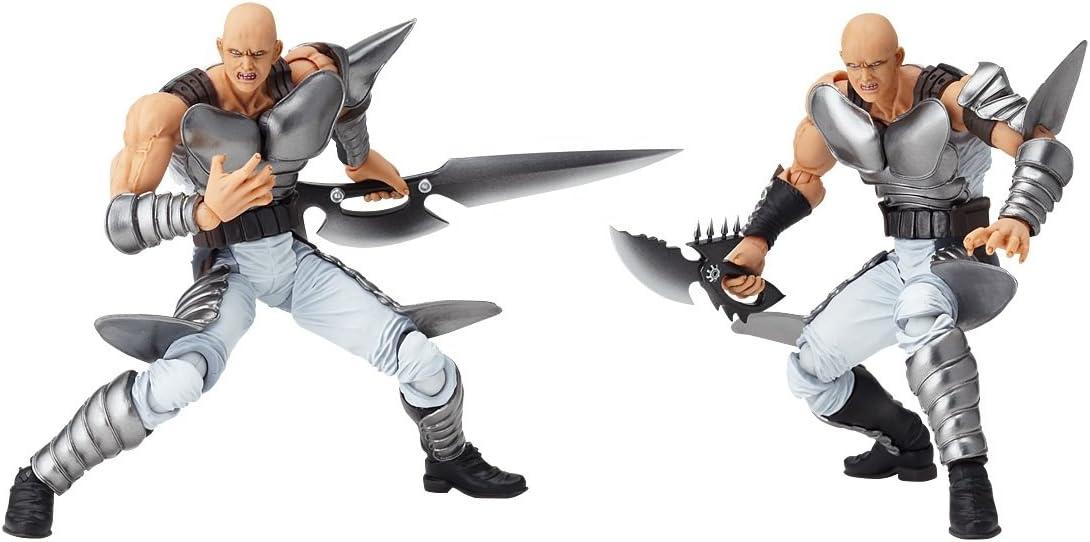 Revoltech Fist of the North Star Revolution No.018 Nameless Shura Figure KAIYODO