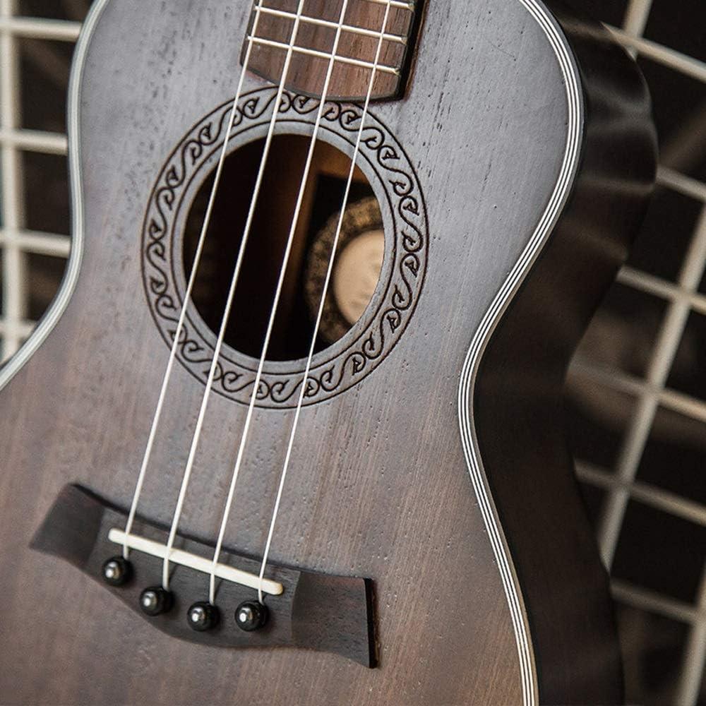 Mkulele 23 Pulgadas Ukulele Caoba Principiante Pequeña Guitarra ...