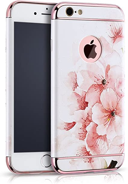 Eleoption - Funda protectora para Apple iPhone, carcasa creativa ...
