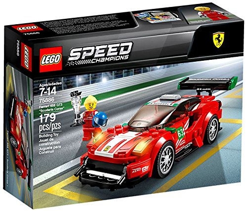 Lego Speed Champions Ferrari