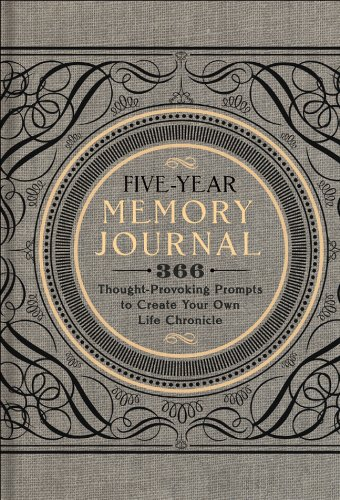 Five-Year Memory Journal: 366 Thought-Provoking Prompts to C
