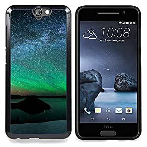 SKCASE Center / Funda Carcasa protectora - Aurora Paisaje;;;;;;;; - HTC One A9