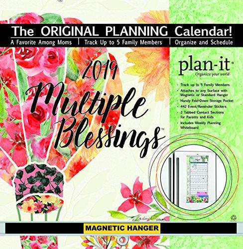 WSBL Multiple Blessings 2019 Plan-It Plus (19997009166) - Blessing Calendar