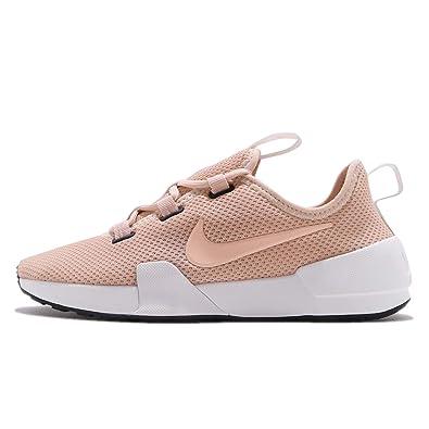 best service f3bad 36496 Nike Women s W Ashin Modern Fitness Shoes, Multicolour (Particle  Beige Crimson Tint