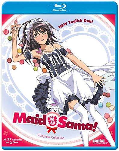 Blu-ray : Maid Sama (Anamorphic, Subtitled, 2PC)
