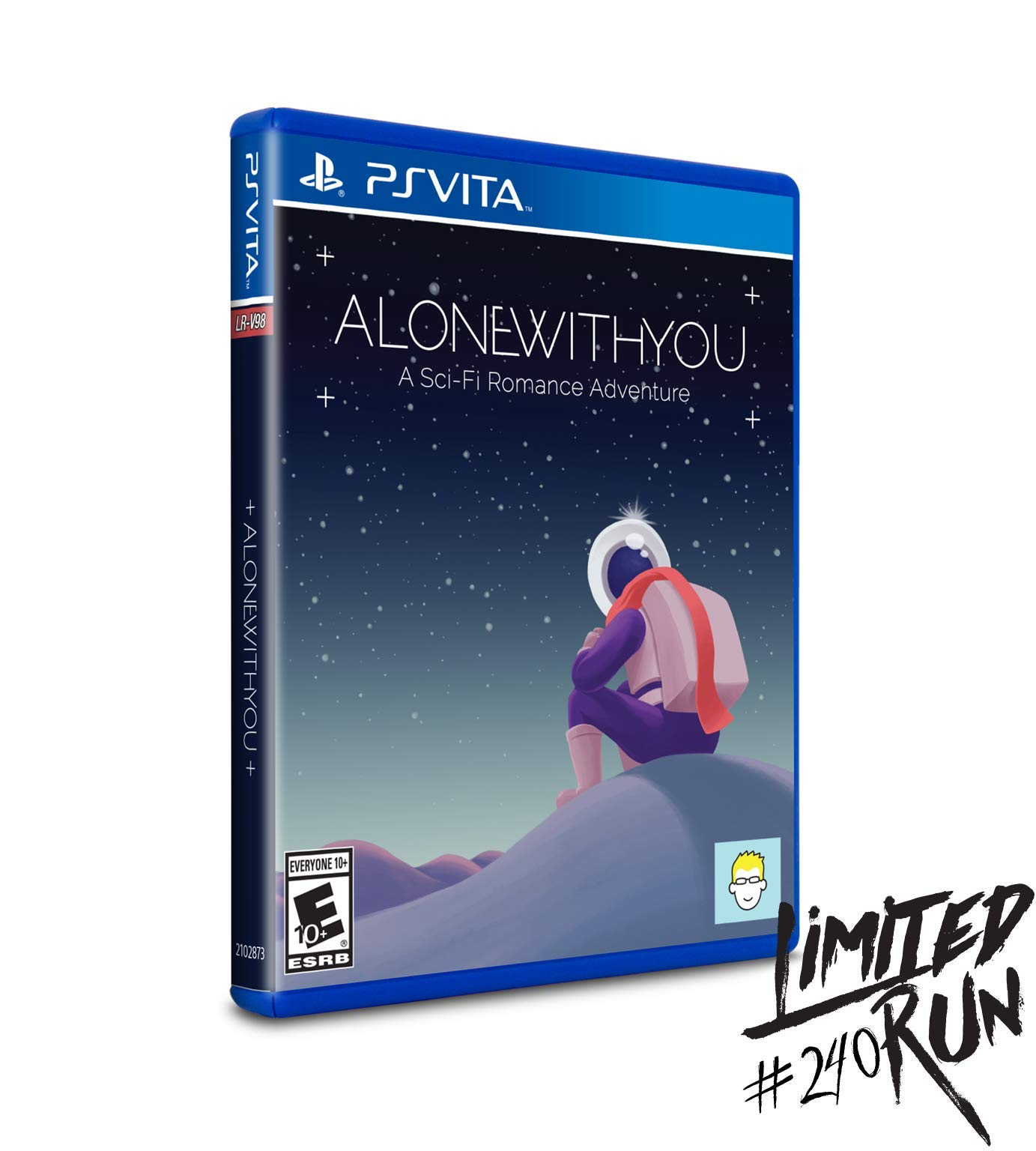Alone With You (Limited Run #240) - PlayStation Vita