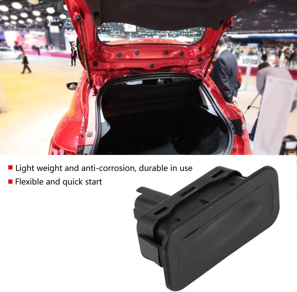 8200076256 Rear Trunk Release Opener Switch Button Rear Hatch Trunk Boot Lid Switch Tailgate Opener Switch