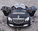 New Exclusive Mercedes-Maybach Sport Style 12v Kids Ride on Car, Battery with Remote Control, Doors, Music, Lights