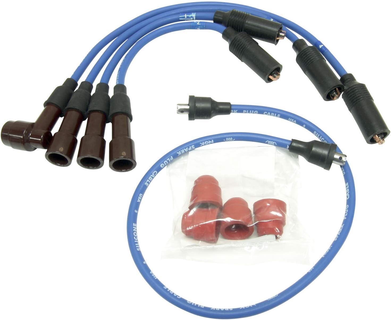 NGK RC-EUC045 Spark Plug Wire Set 54345