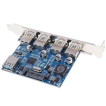 KESOTO Tarjeta De Expansión PCI-e USB 3.0: Amazon.es ...
