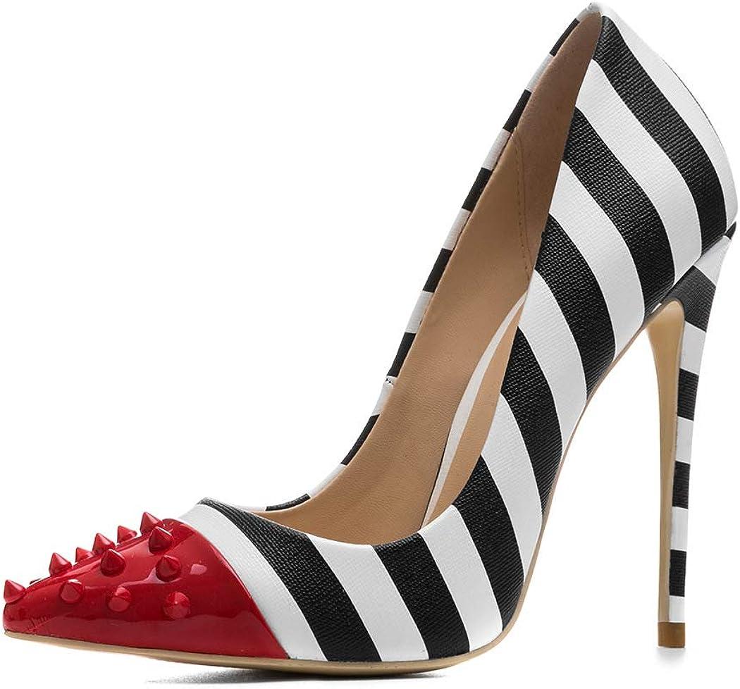 wetkiss Women High Heels Pointed Toe