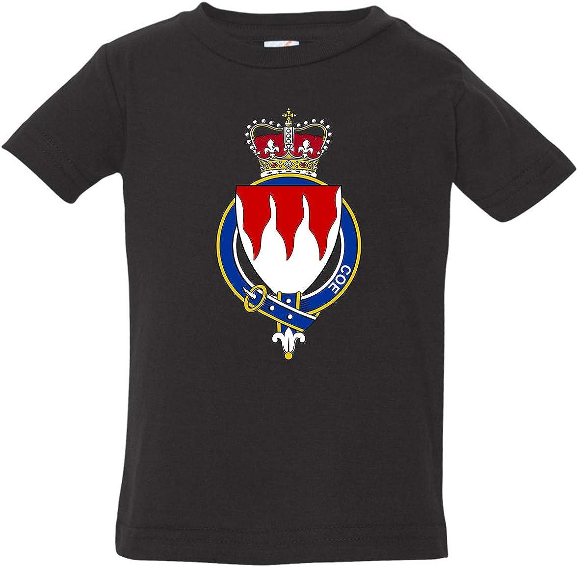 Tenacitee Babys English Garter Family Coe Shirt