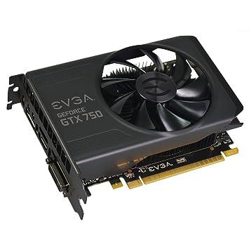 Amazon.com: EVGA 01 G-P4 – 2751-kr/GeForce GTX 750 Tarjeta ...