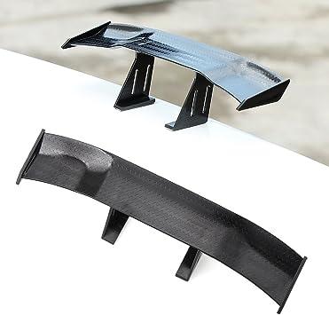 KIMISS Car Rear Trunk Tail Wing Racing Spoiler Wing Tail Decoration Universal 137 Aluminium alloy