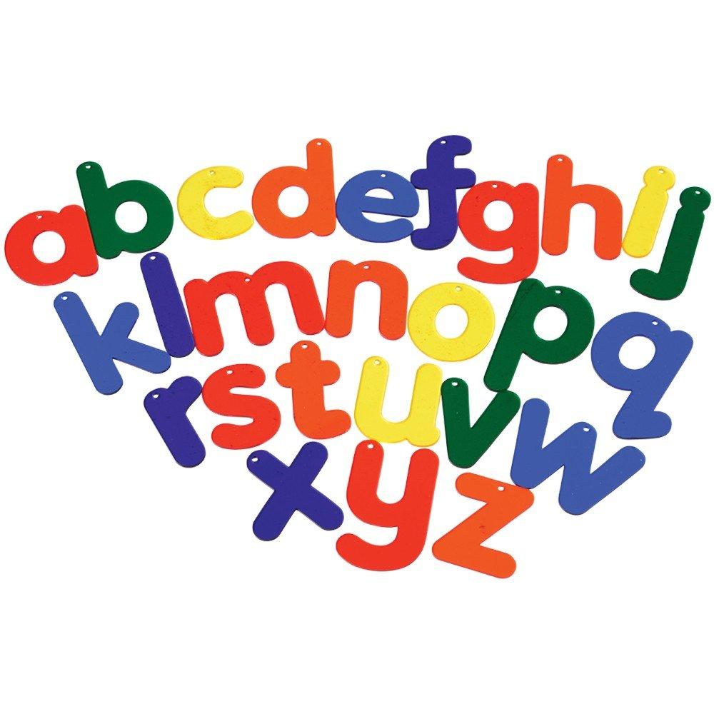 Constructivo juguetes chg-419 luz mesa letras - minúsculas: Amazon ...