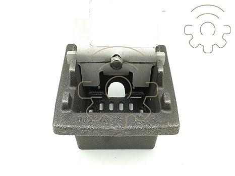 Brasero de repuesto de hierro fundido para estufa de pellets Pellet Negro EVO y Pellet Negro