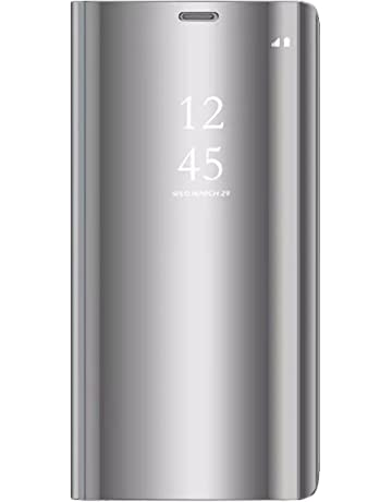 Carcasa Samsung Galaxy S9/S9 Plus Modelo Inteligente Fecha Caso Book PC Hard Teléfono Móvil