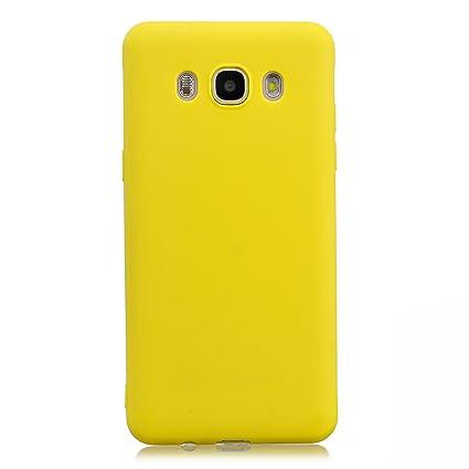 Funluna Funda Compatible con Samsung Galaxy J5 2016 Delgado ...